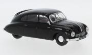 Tatra . T600 Tatraplan noir 1/43