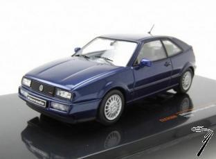 Volkswagen . G60 Bleu 1/43