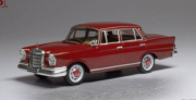 Mercedes . SE (W111) Rouge 1/43