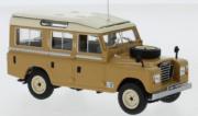 Land Rover . Series II 109 Station wagon Beige 1/43