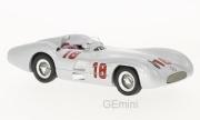 Mercedes W196 R Stromlinie 1er GP Monza  1/43