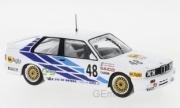BMW M3 (E30) #48 24H de SPA  1/43