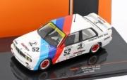 BMW M3 (E30) #52 WTCC  1/43