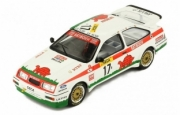 Ford Sierra RS Cosworth #17 3ème WTCC 24H SPA  1/43