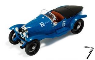 Lorraine B3-6 #6 1er 24H du Mans  1/43