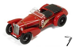 Alfa Romeo 8C #8 1er 24h Le Mans  1/43