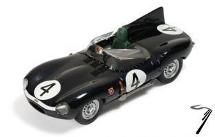 Jaguar D #4 1er 24H Le Mans  1/43