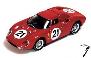 Ferrari 275 LM 1er 24H du Mans  1/43