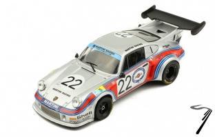 Porsche 911 carrera RSR 2.1 turbo #22 2ème 24h Le Mans   1/43