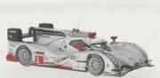 Audi R18 e-tron quattro #1 24H du Mans  1/43