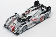 Audi R18 e-tron quattro #3 3ème 24H du Mans  1/43