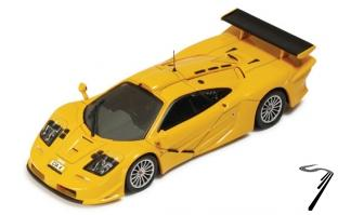 Mac Laren F1 GTR orange F1 GTR orange 1/43