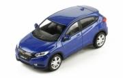 Honda . Bleu (MOC204) 1/43