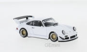 Porsche 930 RWB blanc RWB blanc 1/43
