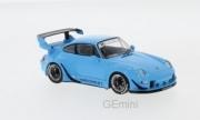 Porsche 993 RWB bleu RWB bleu 1/43