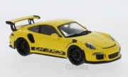 Porsche 911 (991) GT3 RS jaune (991) GT3 RS jaune 1/43