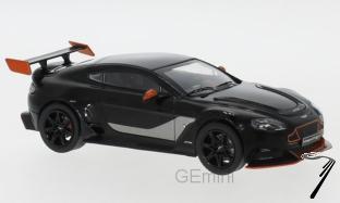Aston Martin Vantage GT12 noir / orange GT12 noir / orange 1/43