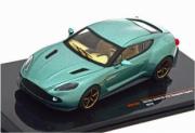 Aston Martin  Vanquish V12 Zagato Verte V12 Zagato verte 1/43