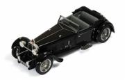 Daimler . double six 50 noir 1/43