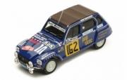 Citroen Dyane #162 Rallye Monte Carlo  1/43