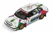 Subaru Legacy RS 9ième Tour de Corse  1/43