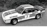 Opel Manta 400 Rallye San Remo  1/43