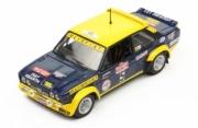 Fiat 131 Abarth #5 rallye San Remo  1/43