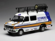 Ford Transit MKII assistance rallye David Sutton  1/43