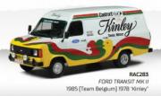 Ford Transit MKII Kinley Team Belgique  1/43
