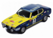 Ford Capri Rallye Baltic  1/43