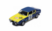 Ford Capri Rajd Polsky  1/43