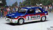 Renault 11 Turbo 4eme Tour de Corse  1/43