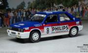 Renault 11 Turbo 5eme Tour de Corse  1/43