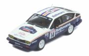 Alfa Romeo GTV6 - 3eme Tour de Corse  1/43