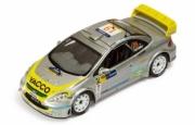 Peugeot 307 WRC #19 4ème Rallye Catalogne  1/43
