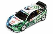 Ford Focus WRC - 6th Monte Carlo Rally  1/43