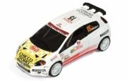 Fiat Abarth grande punto S2000 #15 7ème rallye Monte Carlo  1/43