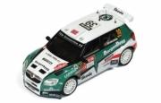 Skoda Fabia S2000 9th Wales Rally - 1st P-WRC  1/43