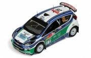 Ford Fiesta S2000 #28 Rallye Mexique  1/43