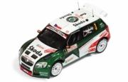 Skoda Fabia S2000 5th Monte Carlo  1/43
