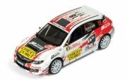 Subaru Impreza WRX STI 13th Monte Carlo rally  1/43