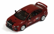 Mitsubishi Lancer EvoX Presentation version asphalte  1/43