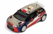 Citroen DS3 5ème rallye Allemagne - 1er WRC2  1/43
