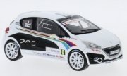 Peugeot 208 R2 Tour de Corse  1/43