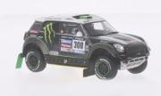 Mini All 4 racing #300 rallye Dakar  1/43