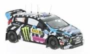 Ford Fiesta RS WRC 12ème Rallye Catalogne   1/43