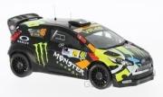 Ford Fiesta RS WRC rallye Monza  1/43