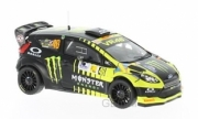 Ford Fiesta RS WRC #46 rallye Monza  1/43
