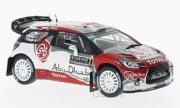 Citroen DS 3 WRC Rallye Monte Carlo   1/43