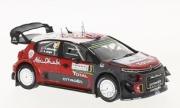 Citroen C3 WRC 8ème rallye de Sardaigne  1/43
